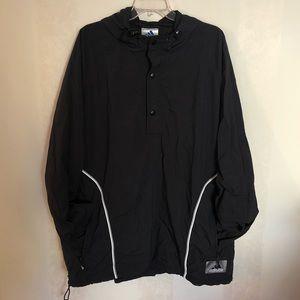 Adidas Pullover Windbreaker Hooded Jacket